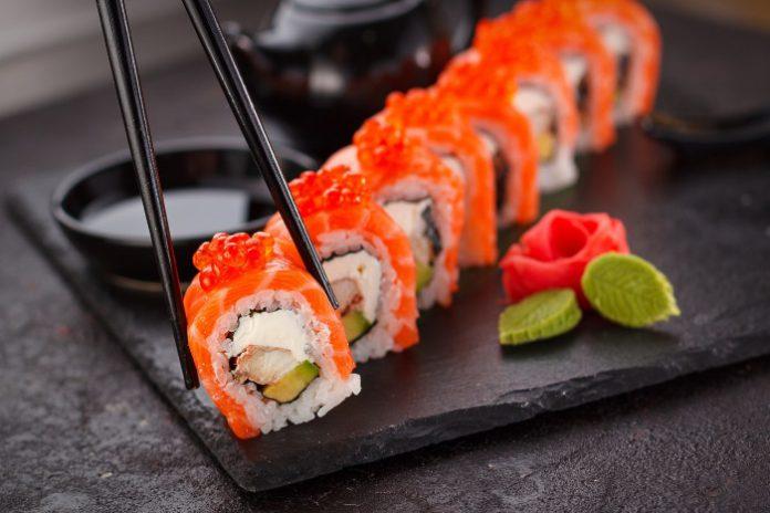 Come preparare il Sushi