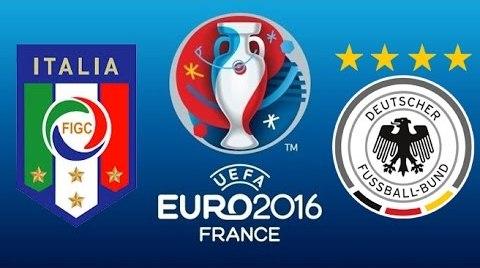 Germani italia euro 2016