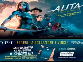 alita cyborg kit