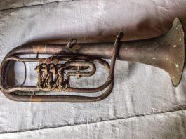 strumenti musicali antichi